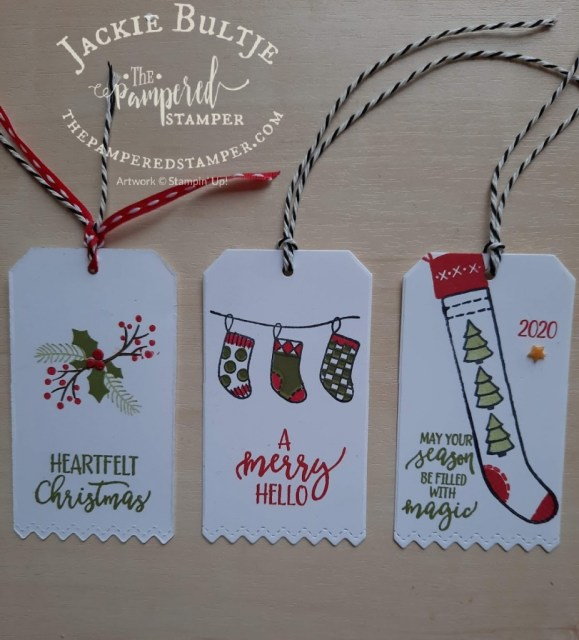 A Merry Hello tags
