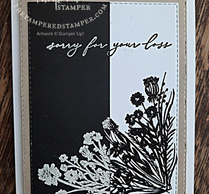 Split Negative Card