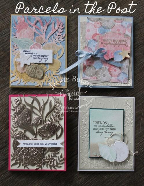 Sand & Sea cards