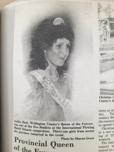 Queen of the Furrow