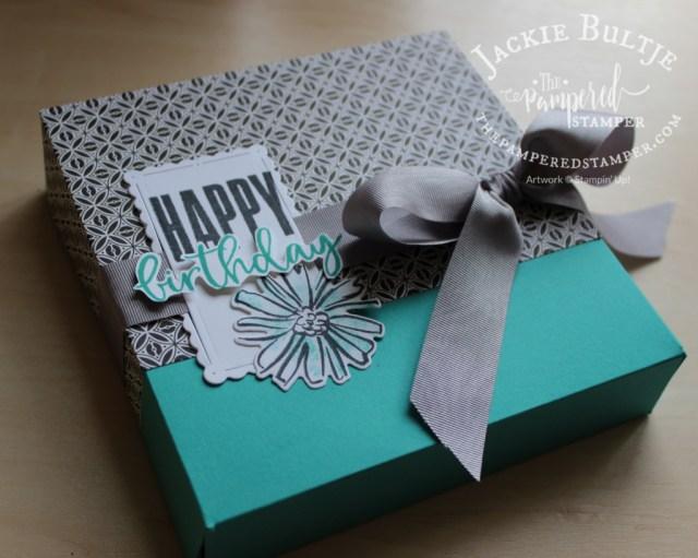 Pretty Host Gift Box