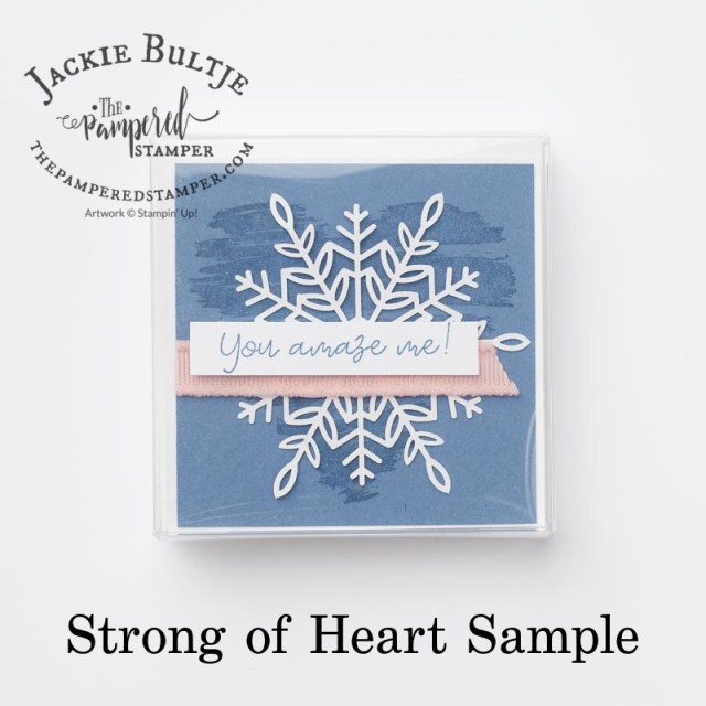 Strong of Heart sample