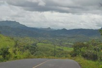 It seems to get more and more beautiful, and more hilly as we get closer to the PanAmerican highway.