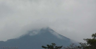 Volcan Baru in the distance.