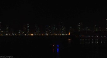 We took a cruise that docked in Cartagena, Colombia for the night.