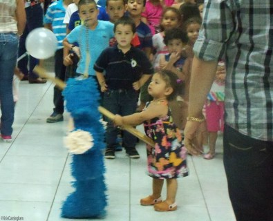 The little kids are so adorable!