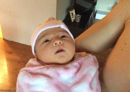 New baby girl!