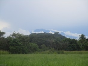 Volcan Baru, our active volcano and highest point in the country