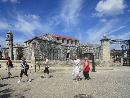 Castillo de la Real Fuerza, from the 1500's