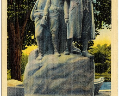 Marietta Falls: Rufus Putnam, Big Larry, and White Settler Nostalgia