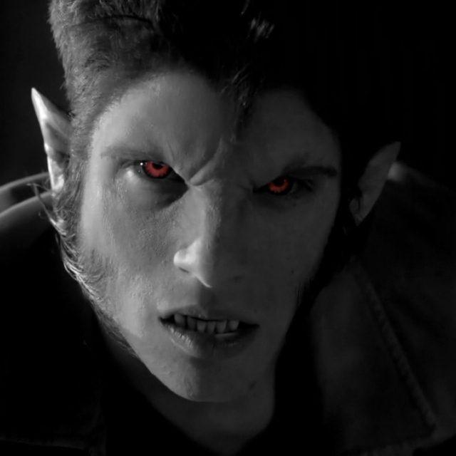 Scott in Teen wolf