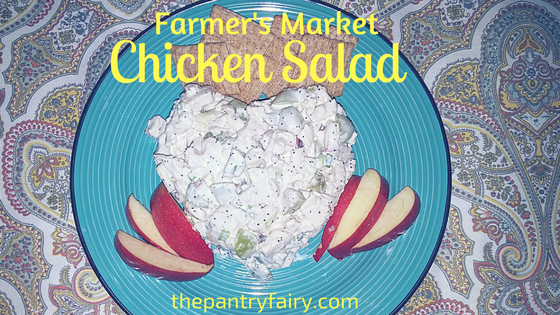 farmers market chicken salad