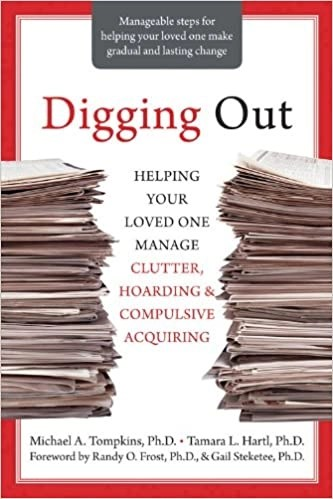 digging out
