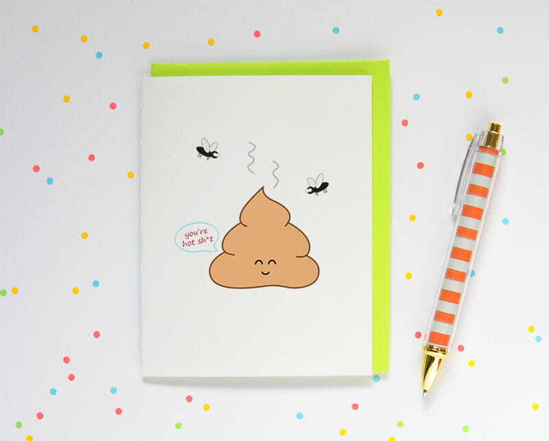 queeniescards_photo_greeting-card_hot-shit_product_2