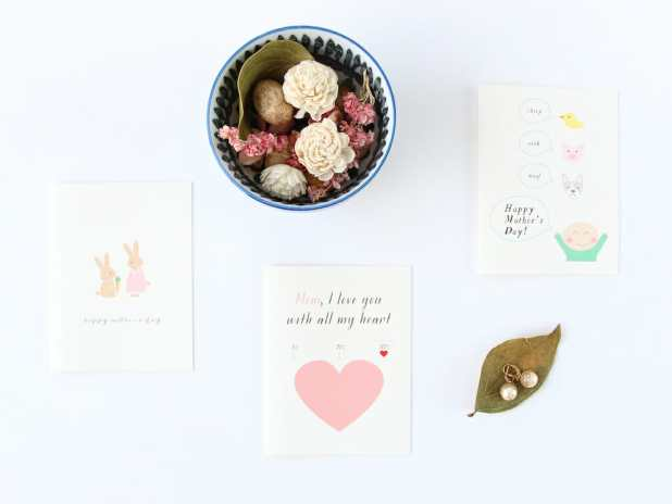 Paula & Wafffle_Mother's Day Cards