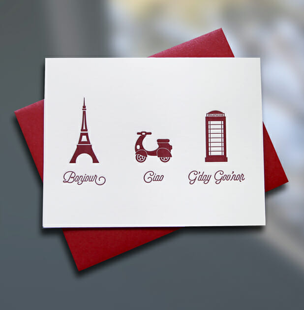 Bonjour-Ciao-G'day