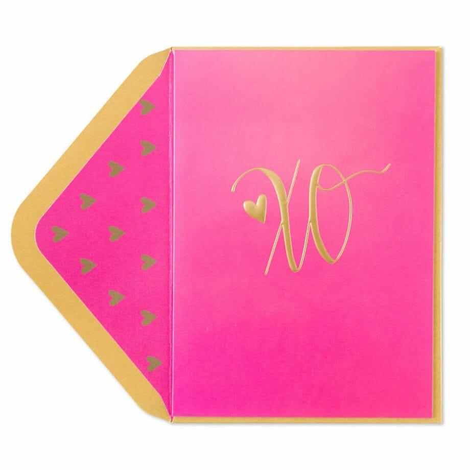Taylor Swift- XO Card