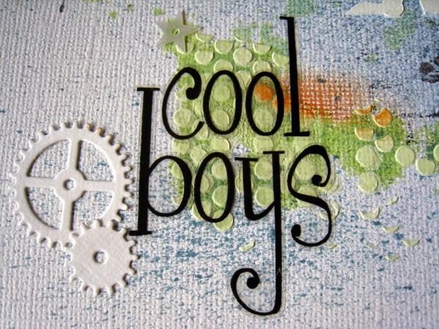 cool boys-detaljbilde