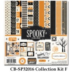 Spooky paper Collection Kit_ Carta Bella