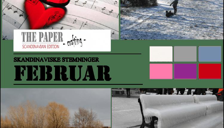 SKANDINAVISKE STEMNINGER: FEBRUAR