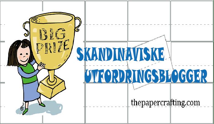SKANDINAVISKE UTFORDRINGSBLOGGER UKE 14