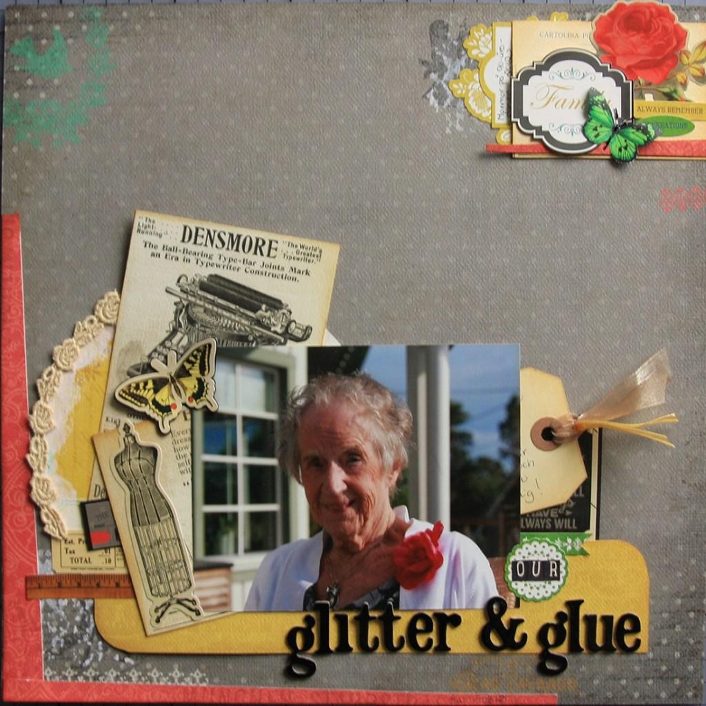 lo carta bella grandma