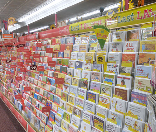 Our wide selection of Greeting Cards