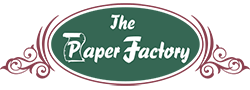 The Paper Factory in Olean, NY logo