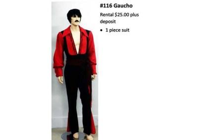 116 Gaucho