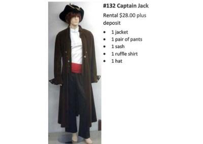 132 Captain Jack
