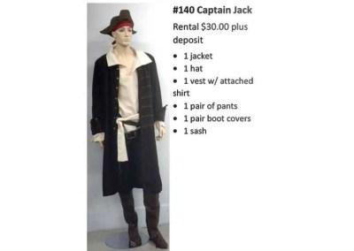 140 Captain Jack