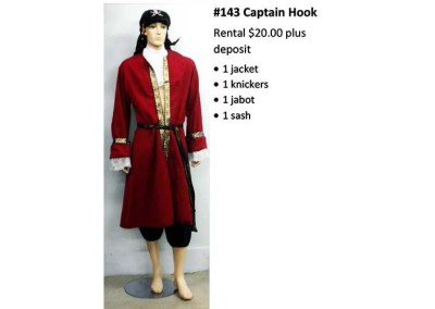 143 Captain Hook