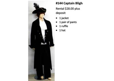144 Captain Bligh