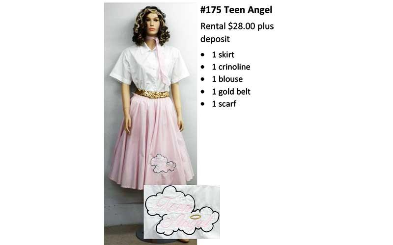 175 Teen Angel
