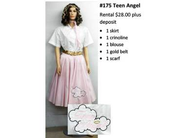 175 Teen Angel