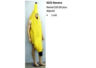 222 Banana