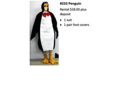 233 Penguin