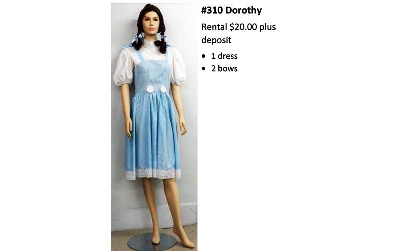 310 Dorothy
