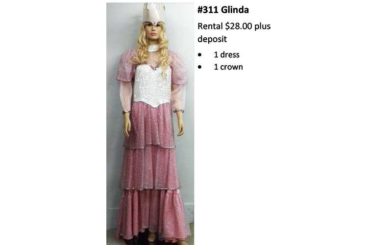 311 Glinda