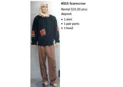 315 Scarecrow
