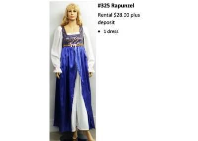 325 Rapunzel