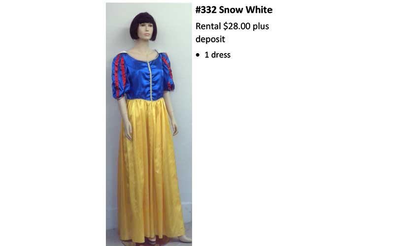 332 Snow White