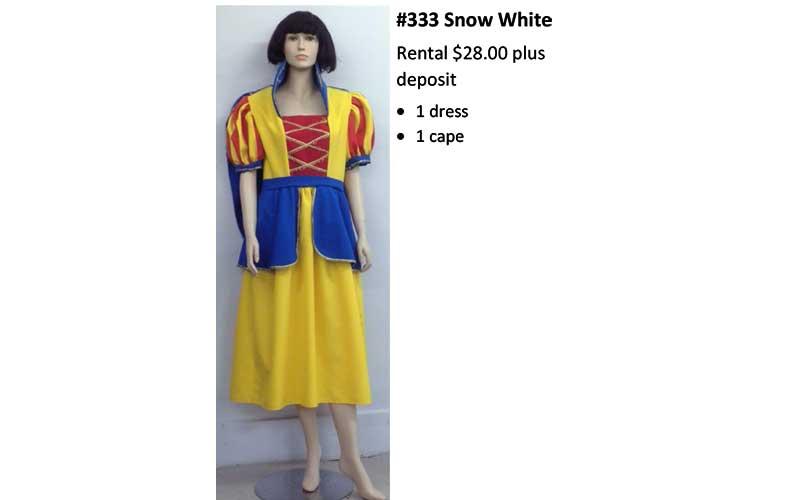 333 Snow White