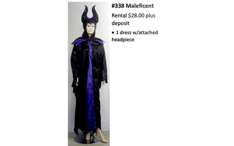 338 Maleficent