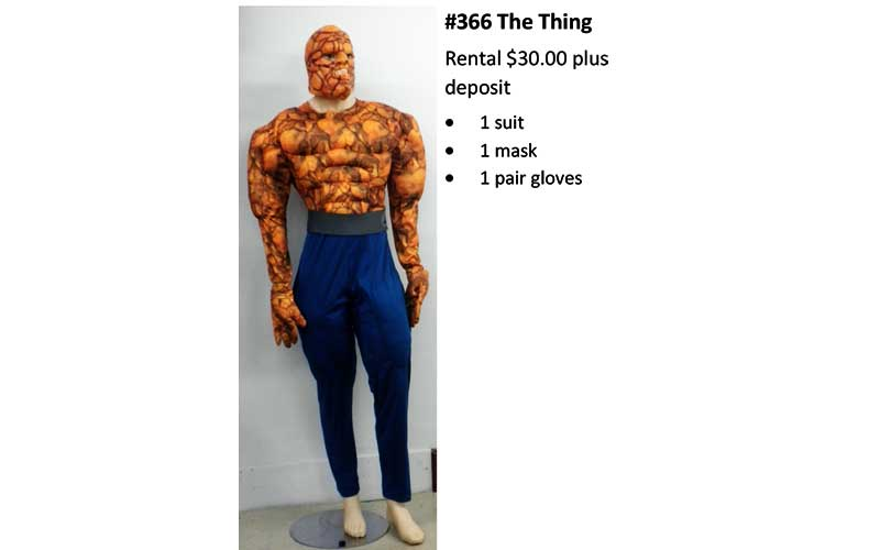 366 The Thing