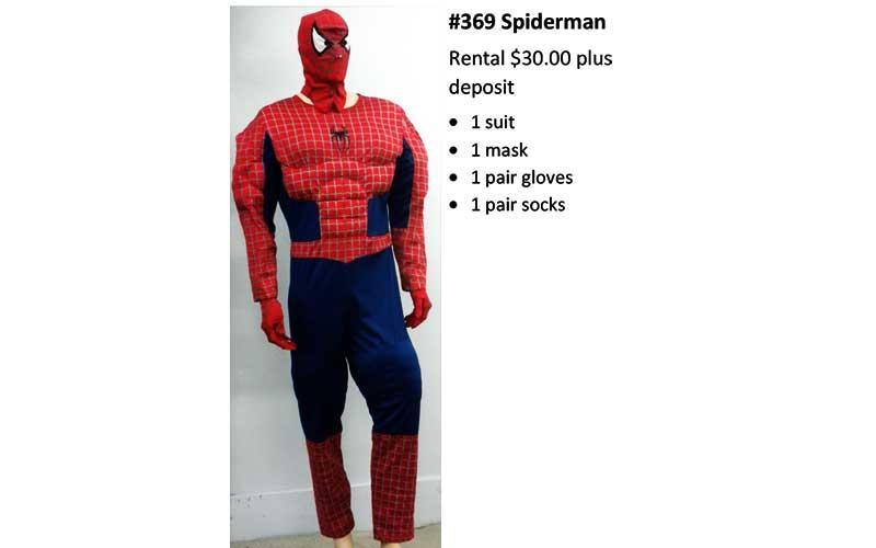 369 Spiderman