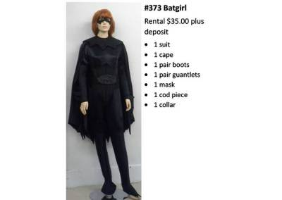 373 Batgirl