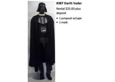 387 Darth Vader