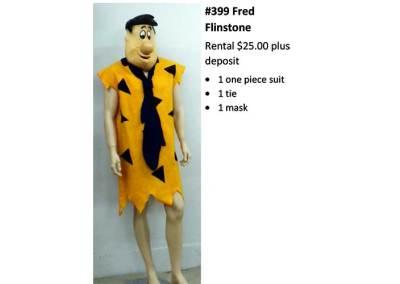 399 Fred Flintstone