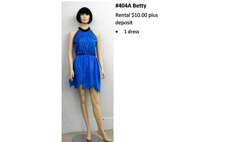 404A Betty